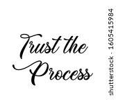 inspirational motivation quote  ... | Shutterstock .eps vector #1605415984