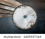 Composition Of Sawing Tools And ...
