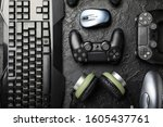 Modern Gaming Accessories On...