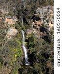 minnehaha falls   located in...   Shutterstock . vector #160570034