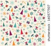 merry christmas   Shutterstock .eps vector #160577507