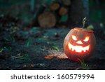 Halloween Jack O Lantern...