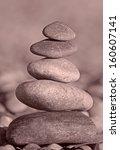 Stack Of Five Stones