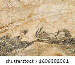 golden light marble stone... | Shutterstock . vector #1606302061