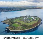 Aerial View Of Spike Island  A...