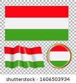 vector illustration of the flag ... | Shutterstock .eps vector #1606503934
