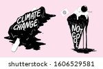 black and white ice cream... | Shutterstock .eps vector #1606529581