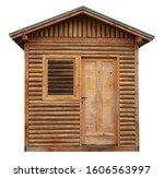 Wooden Cottage Log Cabin Chalet ...