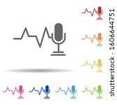 cardiogram  microphone  speech...
