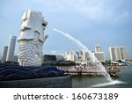 Singapore Apr 30 The Merlion...