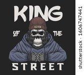 Skull Gorilla King Of The...