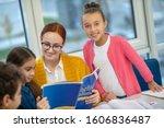 english in primary school....   Shutterstock . vector #1606836487