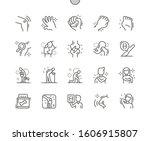 arthritis well crafted pixel... | Shutterstock .eps vector #1606915807