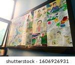 bangkok  thailand   jan 05 2020 ... | Shutterstock . vector #1606926931