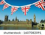 Traditional British Union Jack...