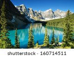 Lake Moraine  Banff National...