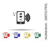 online marketing  smartphone...