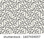abstract geometric pattern with ...   Shutterstock .eps vector #1607434057