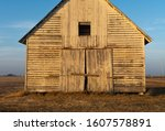 Old Barn In The Midwest...