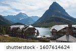 The Historic Many Glacier Hotel ...