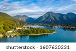 Tegernsee  Germany. Lake...