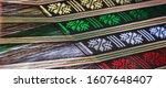 Traditional Loom Fashion Fabric ...