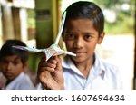 jhargram  india   december 13 ...   Shutterstock . vector #1607694634