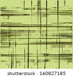 grunge abstract stripes design
