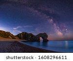 Milky Way Rising Over Durdle...