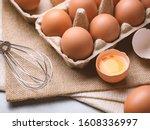 Close Up Image Of Organic...
