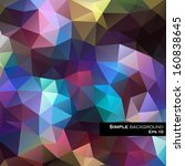 abstract background | Shutterstock .eps vector #160838645