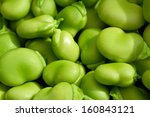 A Close Up Of Fresh Green Broa...