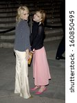 Small photo of Ashley and Mary Kate Olsen attend the Vanity Fair Party at the Tribeca Film Festival May 4, 2004 The party was at the Amex Lounge at the New York State Supreme Courthouse, NYC