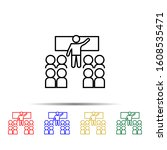 classroom multi color style...