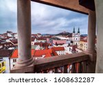 Old Town Of Brno  Czech...