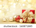 Decorated Christmas Gifts On...