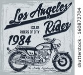 La Rider Vector