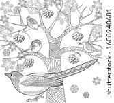 coloring pages. coloring book...   Shutterstock .eps vector #1608940681