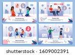 active pregnancy  pregnant...   Shutterstock .eps vector #1609002391