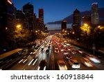 Beijing Oct19  Traffic Jam In...
