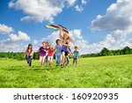 Cute Happy Active Kids Boys An...