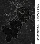 Vector Map Of Moscow....