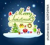 easy to edit vector... | Shutterstock .eps vector #160924964