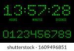countdown website vector flat... | Shutterstock .eps vector #1609496851