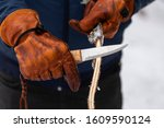 Bushcraft Knives And Leather...