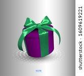 realistic vector illustration... | Shutterstock .eps vector #1609619221