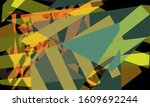 illustration of colorful... | Shutterstock . vector #1609692244