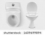 vector 3d realistic opened... | Shutterstock .eps vector #1609699894