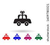 mechanical car baby toy multi...