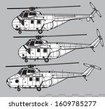 Sikorsky H 19 Chickasaw....